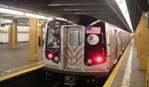 EE.UU: metro de Nueva York cerró por primera vez en sus 115 años de historia