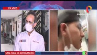 Hasta 3 años de cárcel recibiría sujeto que infringió medidas higiénicas en el Metro de Lima