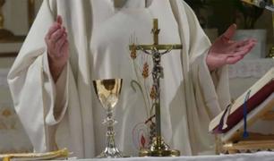 ¿Cuál sería el protocolo para posible reanudación de misas y actividades religiosas?
