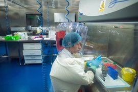 China niega que el COVID-19 haya escapado de laboratorio en Wuhan