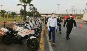 "Ministro del Interior: ""la gente se ha ido relajando frente a la cuarentena"""
