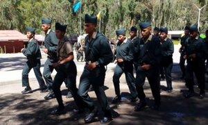 Arequipa: cierran escuela PNP y envían a alumnos a sus casas por Covid-19