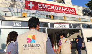 Susalud sancionará a clínicas que incurran en cobros excesivos a pacientes Covid-19