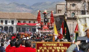 Covid-19: suspenden procesión del Señor de Los Temblores en Cusco