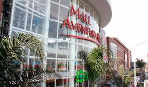 [VIDEO] Santa Anita: centro comercial Mall Aventura instala cámara térmica para frenar avance del COVID-19