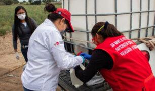 La Libertad: entregan más de 400 litros de leche fresca a familias vulnerables