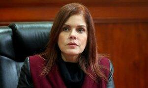 Denunciarán a Mercedes Araoz ante la Subcomisión de Acusaciones Constitucionales