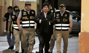 Oviedo dejó penal de Picsi para cumplir arresto domiciliario