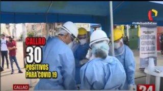 Mercado Central del Callao fue cerrado por 20 días tras darse 30 casos positivos
