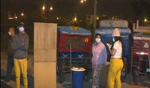 SJL: dueña desaloja a familia de venezolanos en plena cuarentena