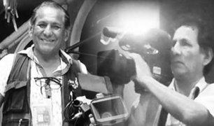 La familia de Panamericana Televisión lamenta el deceso de nuestro compañero Mario Bucana