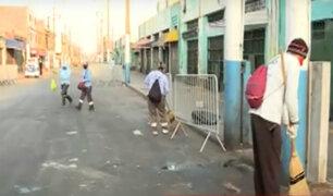 Cierre temporal del Mercado Central del Callao: 30 comerciantes dieron positivo al COVID-19