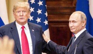 Donald Trump ofrece ayuda a Putin ante aumento de casos de coronavirus en Rusia