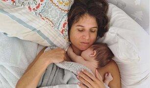 Sofía Mulanovich anunció el nacimiento de su hijo Theo