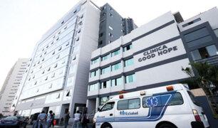 Clínica Good Hope se pronuncia por denuncia de contagio de Covid-19 de recién nacida