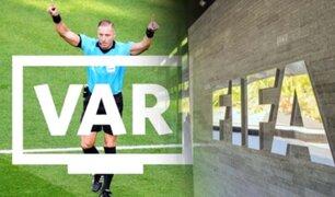 FIFA anunció que dejará a criterio de cada liga el uso del VAR