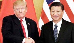 EEUU y China relanzan acuerdo comercial pese a crisis del COVID-19