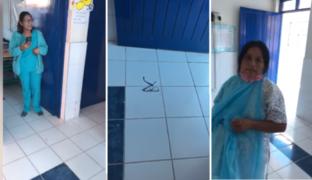 [VIDEO] trabajadoras de salud se agarran a golpes frente a pacientes en Arequipa