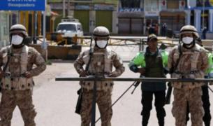 Proponen que Fuerzas Armadas sigan en las calles después del estado de emergencia