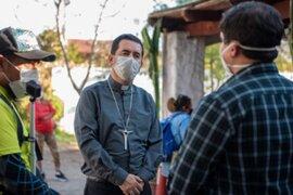 Chile: más de 120 peruanos varados fueron acogidos por el Arzobispado de Santiago