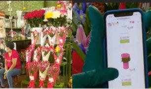 Piedra Liza: Mercado de flores ofrece servicio de delivery por Día de la madre