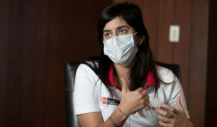 Ministra Alva: economía peruana operará al 95 % de su capacidad en cuarta fase de reactivación