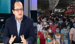 Víctor Hugo Quijada: Peruanos subestiman las posibles consecuencias del Covid-19