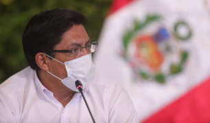 En plazo de siete días se darán medidas para deshacinar penales, señala Zeballos