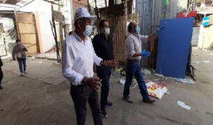 Covid-19: municipio de Trujillo cierra por 15 días mercado La Hermelinda