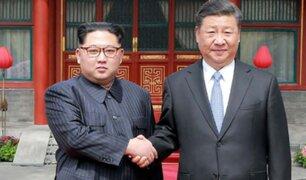 China agradece a Kim Jong Un sus buenos deseos y le ofrece ayuda para combatir el coronavirus
