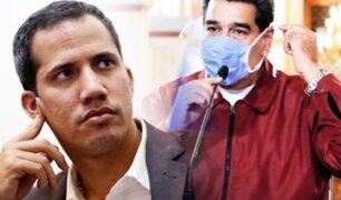 """Nicolás Maduro llamó a Juan Guaidó """"prófugo de la Justicia"""""""