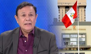 """Gral. PNP José Pozo: """"El cargo que uno ocupa se basa en el trabajo, esfuerzo y mérito"""""""