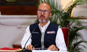 Comisión de Fiscalización cita a ministro Zamora por compras de pruebas para COVID-19