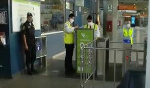 Metro de Lima: este es el nuevo horario tras cambio del toque de queda