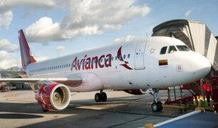 Por disminución de pasajeros: aerolínea Avianca se declaró en quiebra