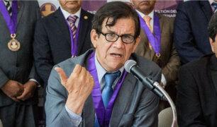 """Ciro Maguiña:""""No hay ni una base científica mínima que recomiende el uso de Dióxido de Cloro"""""""