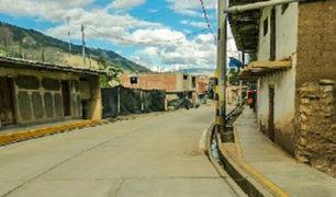 Covid-19: provincia de Corongo acatará confinamiento total durante una semana