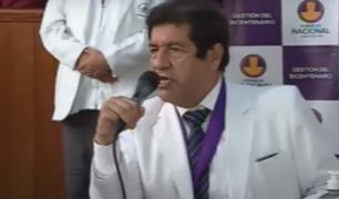 Colegio Médico del Perú solicitará al presidente Vizcarra la renuncia del Ministro de Salud