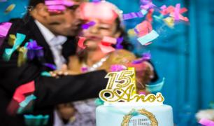 Trujillo: menores celebran fiesta de 15 años en plena emergencia sanitaria