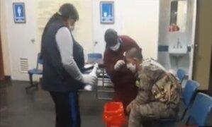 Cusco: policía y militar resultan heridos tras ser atacado por sujeto ebrio