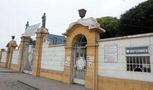 Coronavirus en Perú: Contraloría supervisó Hospital Víctor Larco Herrera