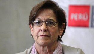 Susana Villarán: Poder Judicial ordenó su excarcelación inmediata
