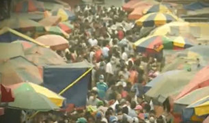 Lima alberga a 19 de 380 mercados a nivel nacional considerados de alto riesgo