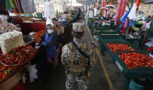 Covid-19: Minsa ejecutará segunda intervención en mercados de Lima