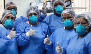 ¡Heroínas de la Salud! Enfermeras celebran su día luchando contra el coronavirus