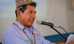 Ucayali: alcalde distrital shipibo falleció a causa de la COVID-19