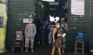 Chimbote: comerciantes reabren sus puestos tras orden de cierre de mercado El Progreso