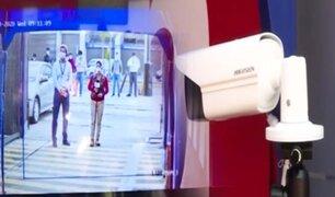 Así funcionan las cámaras termográficas para enfrentar al COVID-19