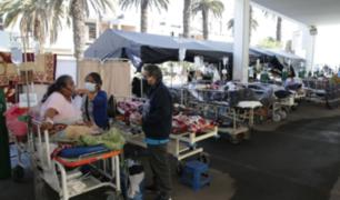 COVID-19: Denuncian que hay 40 camas UCI sin utilizar en Hospital Dos de Mayo