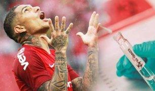 Inter de Paolo Guerrero suspenderá sus entrenamientos tras nuevo brote del COVID-19